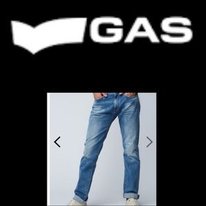 👖Vintage GAS Distressed Jeans 👖